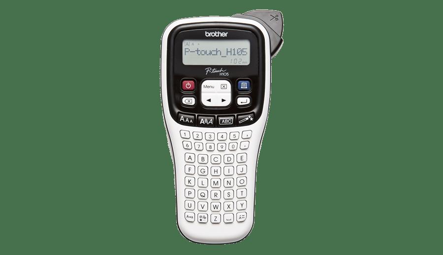 Rotuladora electrónica de mano PTH105WB