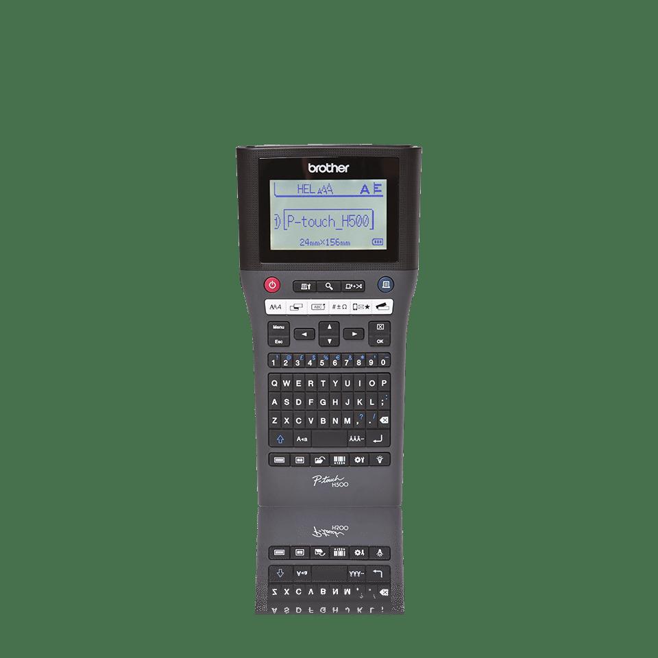 Rotuladora electrónica portátil profesional PTH500