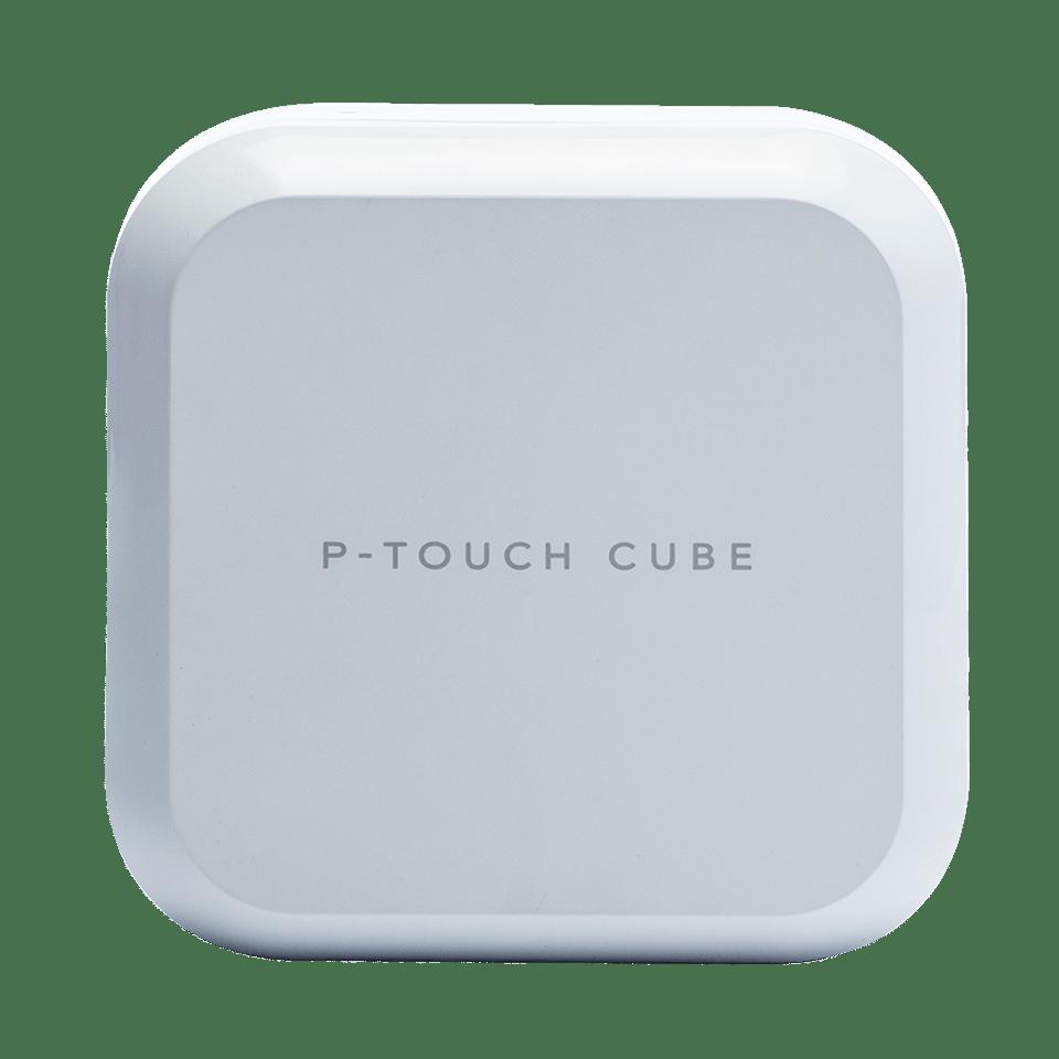 Rotuladora electrónica PT-P710BTH Cube Brother