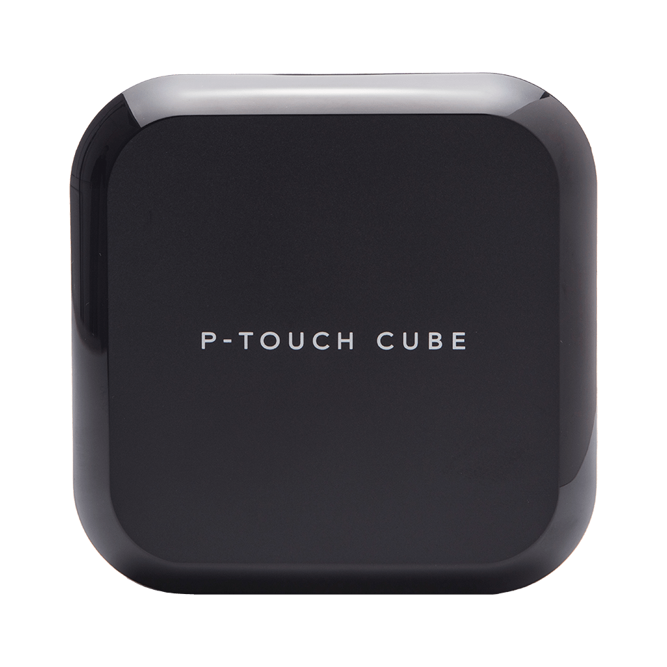 Rotuladora profesional PT-P710BT Cube, Brother