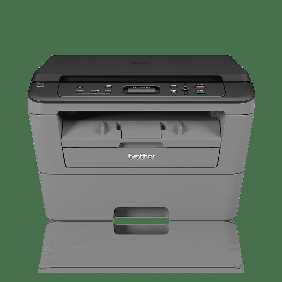 DCPL2500D - Impresora, copiadora y escáner láser monocromo