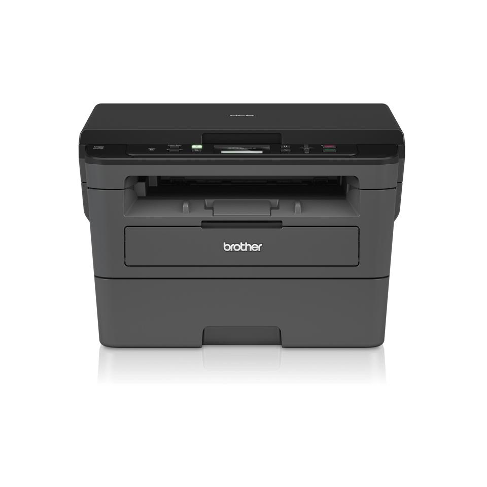 Impresora láser monocromo DCP-L2530DW, Brother