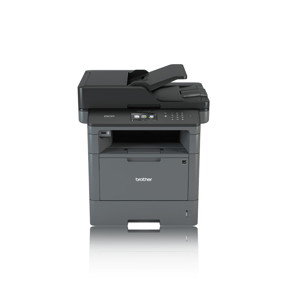 Impresora multifunción láser monocromo DCP-L5500DN