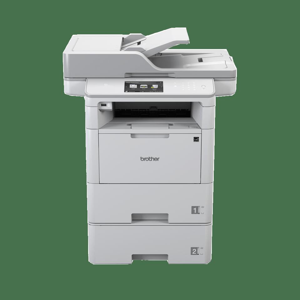 Impresora multifunción láser monocromo DCP-L6600DWT, Brother