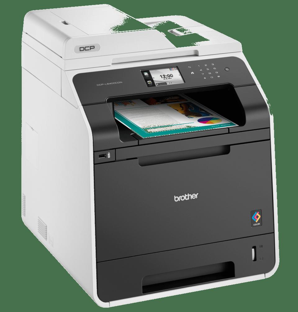 Impresora multifunción láser color DCP-L8400CDN