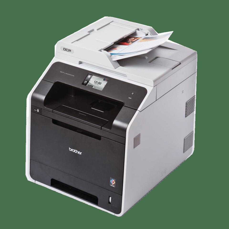 Impresora multifunción láser color con impresión a doble cara automática DCP-L8400CDN
