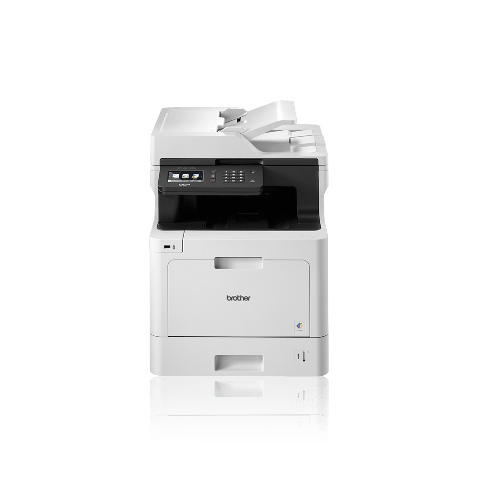 Impresora multifunción láser color profesional DCP-L8410CDW Brother