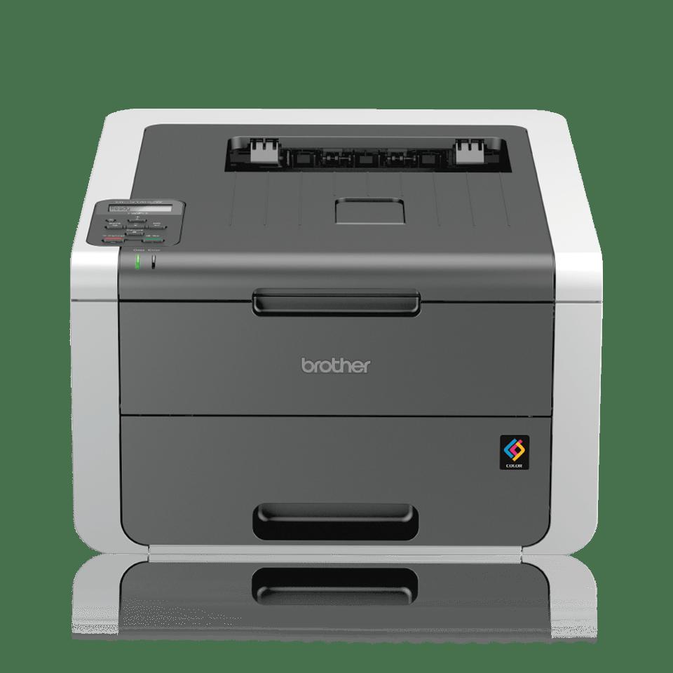 Impresora láser color con tecnología LED con WiFi HL3140CW