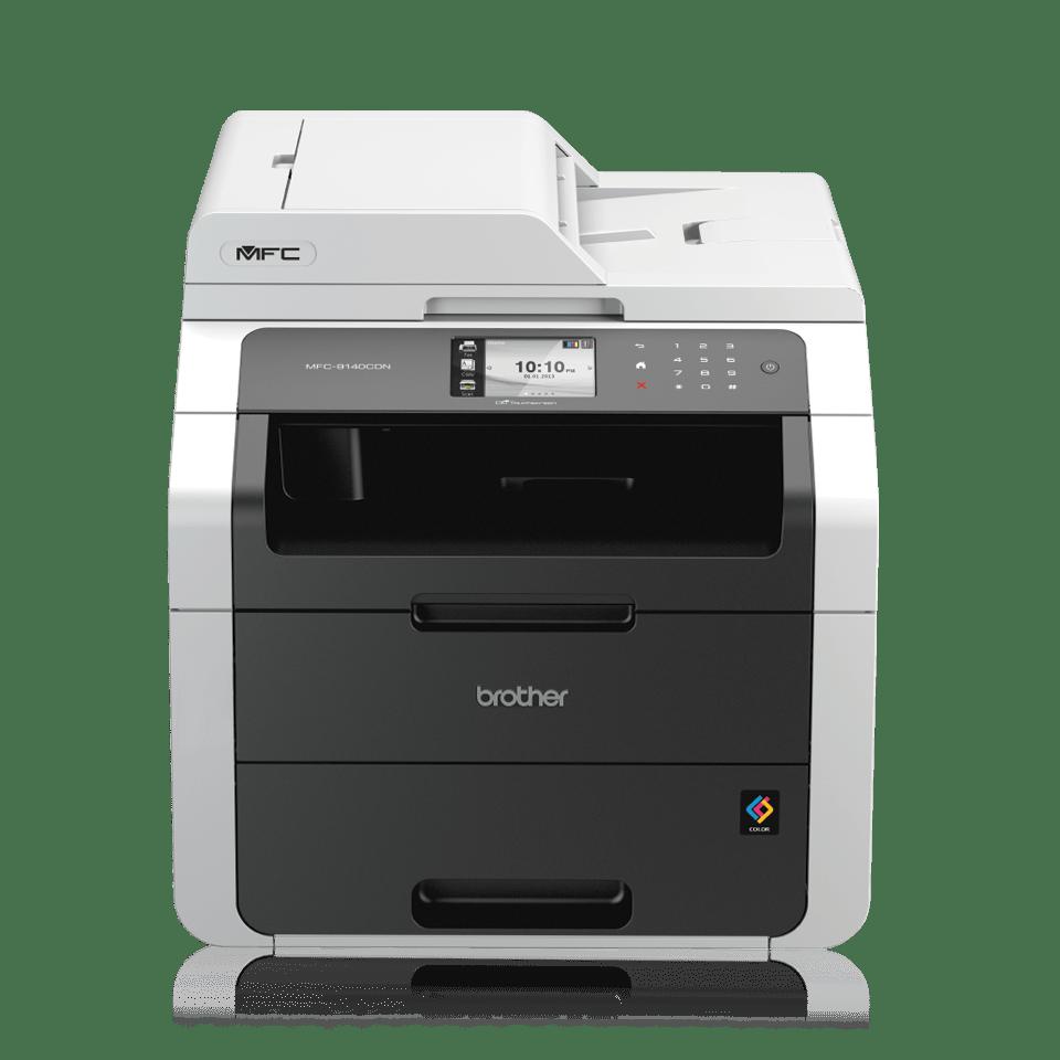 MFC9140CDN Multifunción fax láser color LED