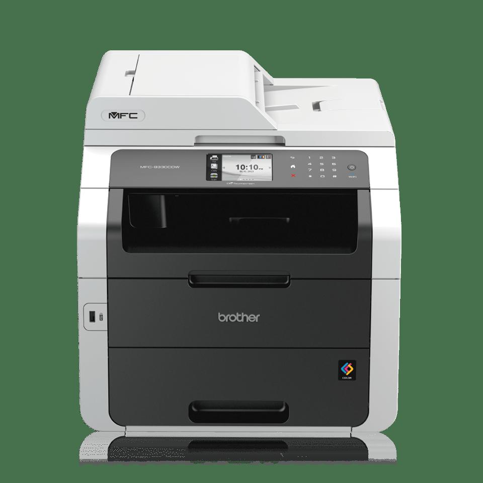 MFC9330CDW Impresora multifunción láser color LED