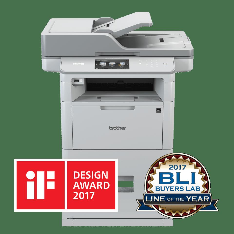 Impresora multifunción láser monocromo MFC-L6900DW, Brother