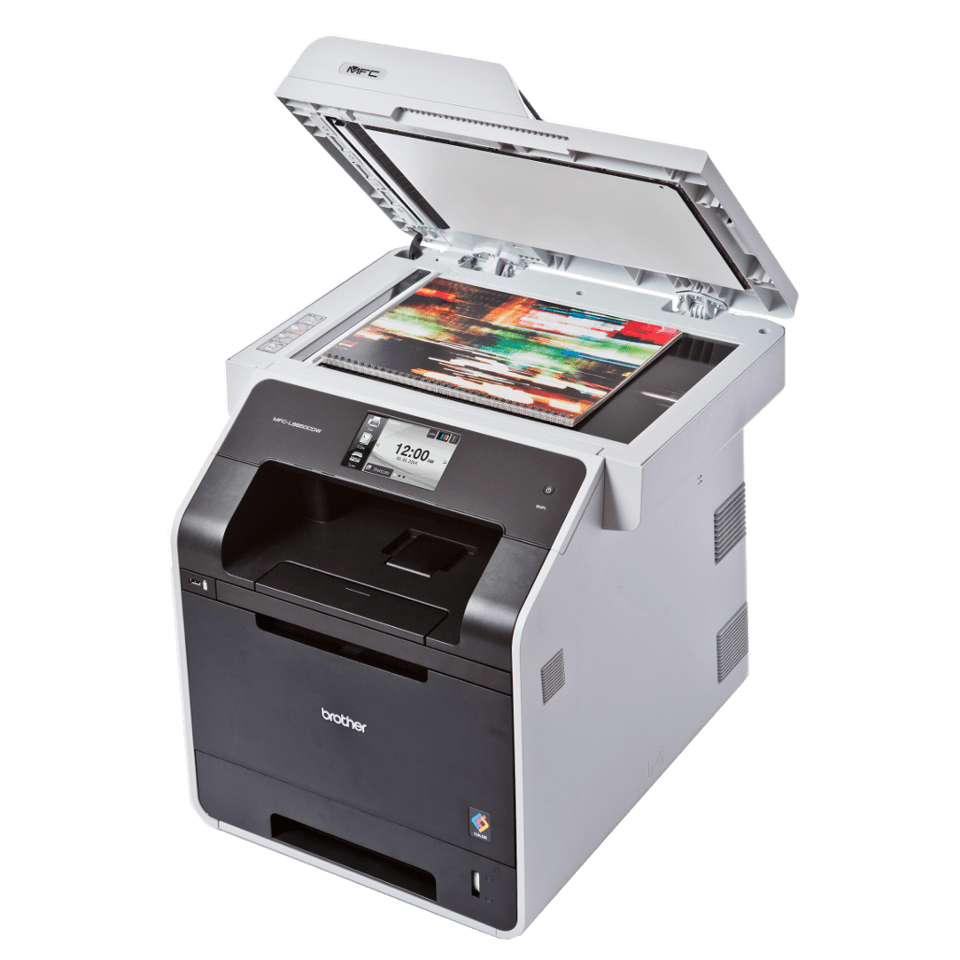 Impresora multifunción fax láser color alta velocidad MFCL8850CDW