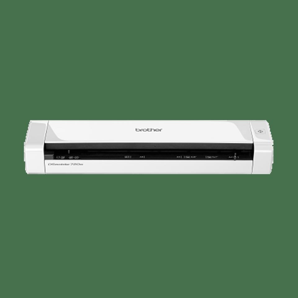 Escáner portátil DS_720D, Brother
