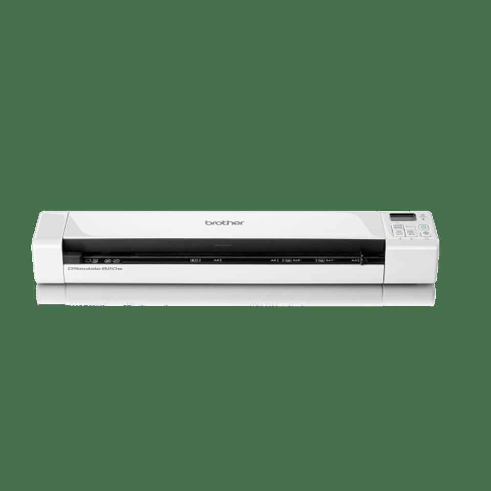 Escáner portátil de documentos A4 color DS820W