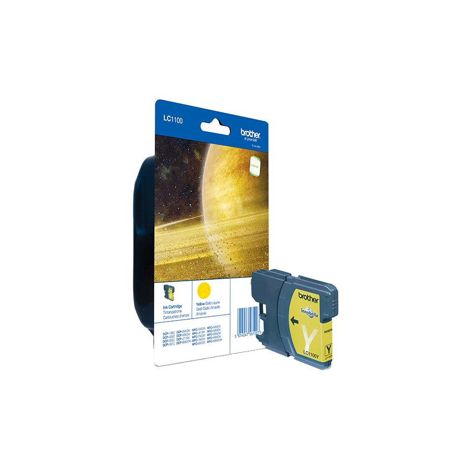 LC1100Y Cartucho de tinta amarillo