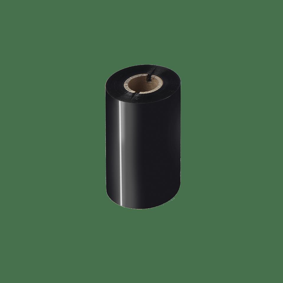 Rollos de ribbon de cera/resina estándar BSS-1D300-110, Brother