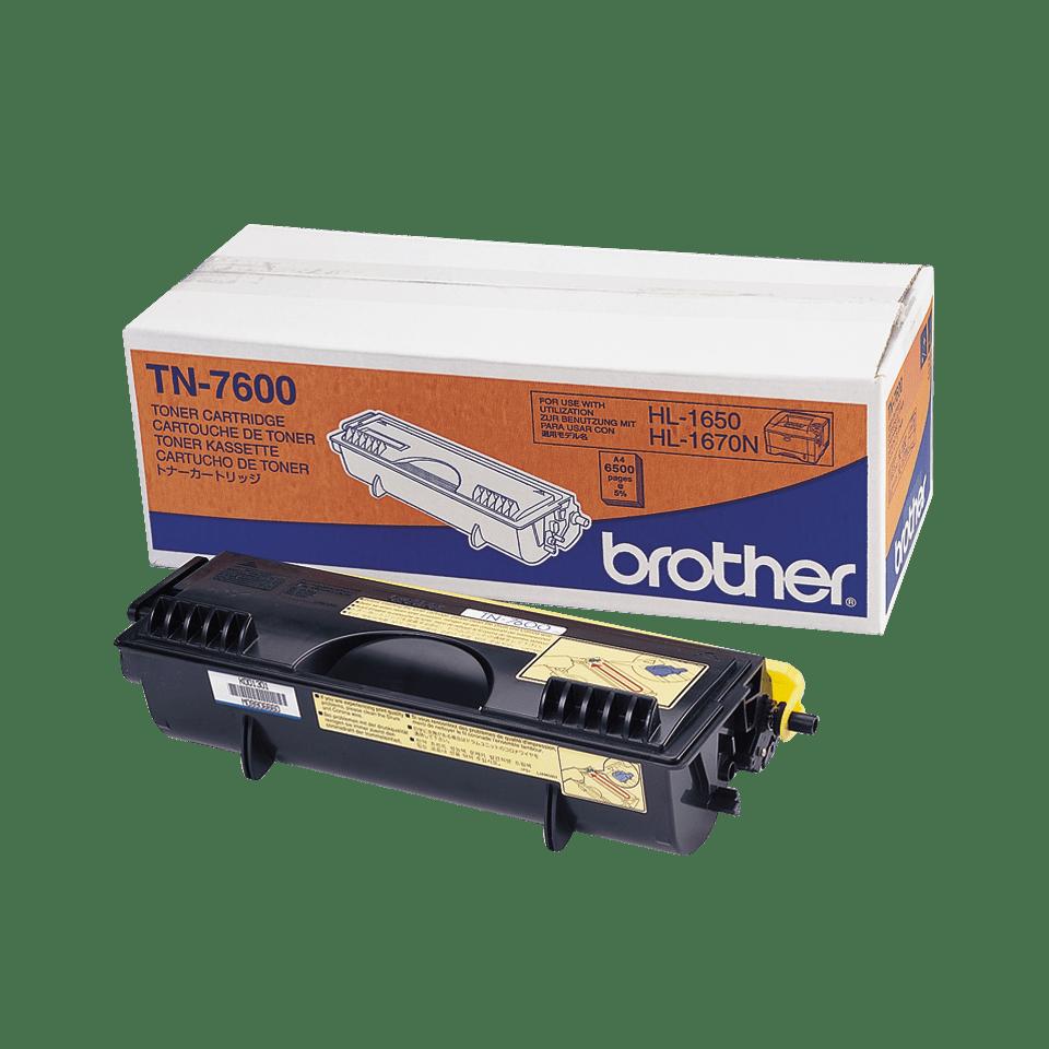 Tóner negro TN7600, Brother