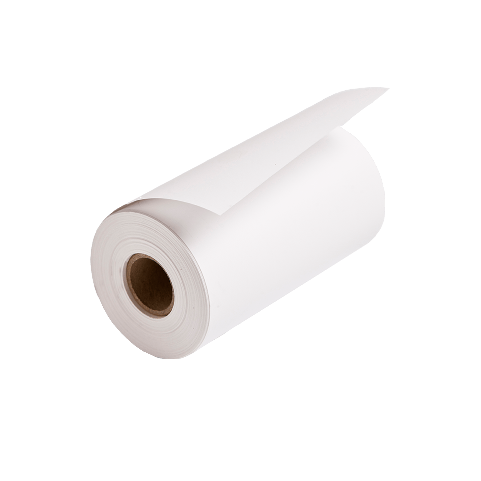 RDS07E5 12 rollos de papel térmico continuo 58 mm x 86 m