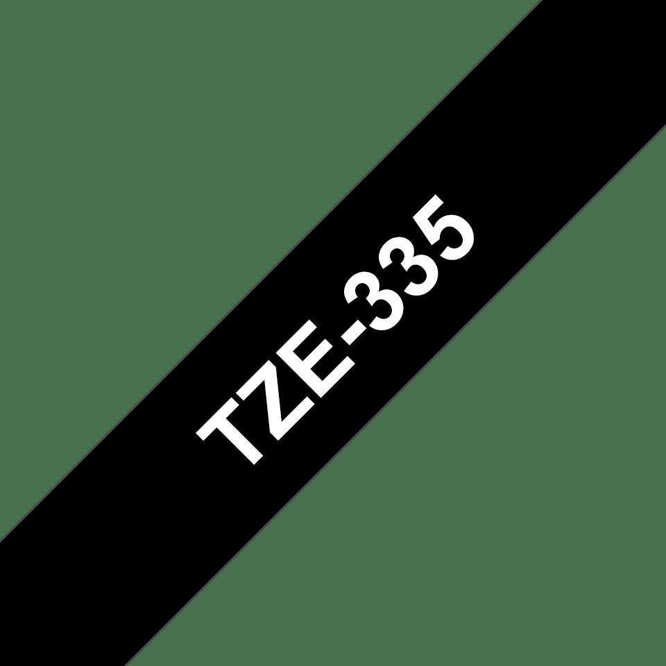 Cinta laminada TZe335 Brother
