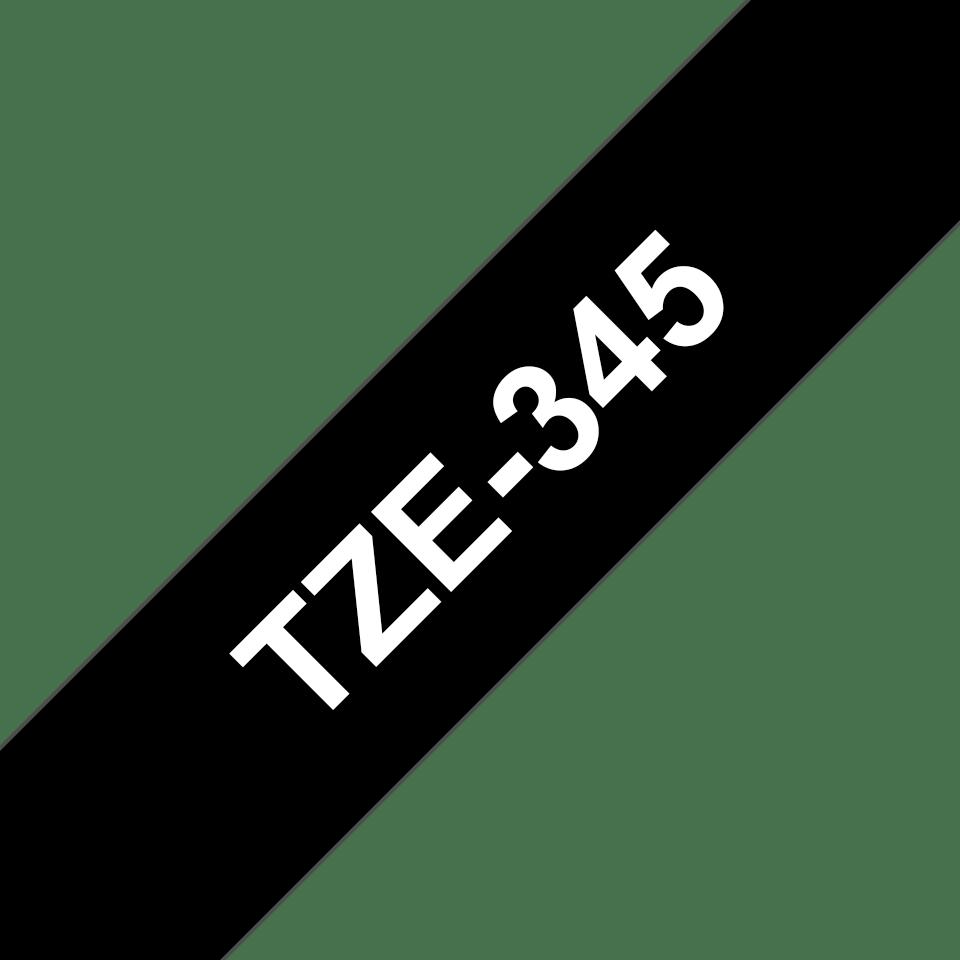 Cinta laminada TZe345 Brother