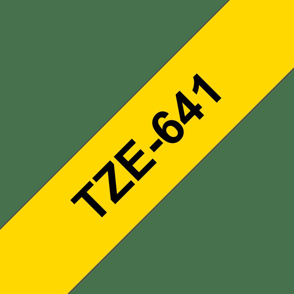 Cinta laminada TZe641 Brother
