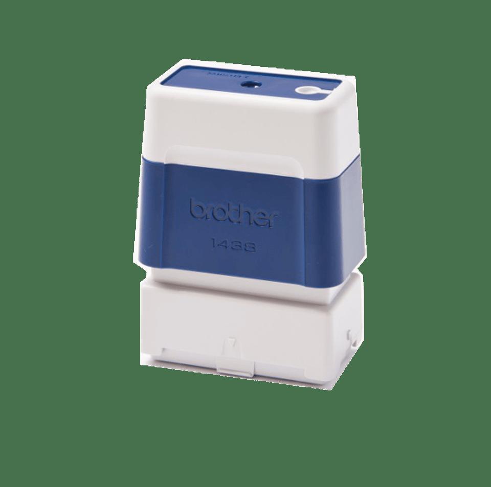 Montura de sellos azul - PR1438E6BP