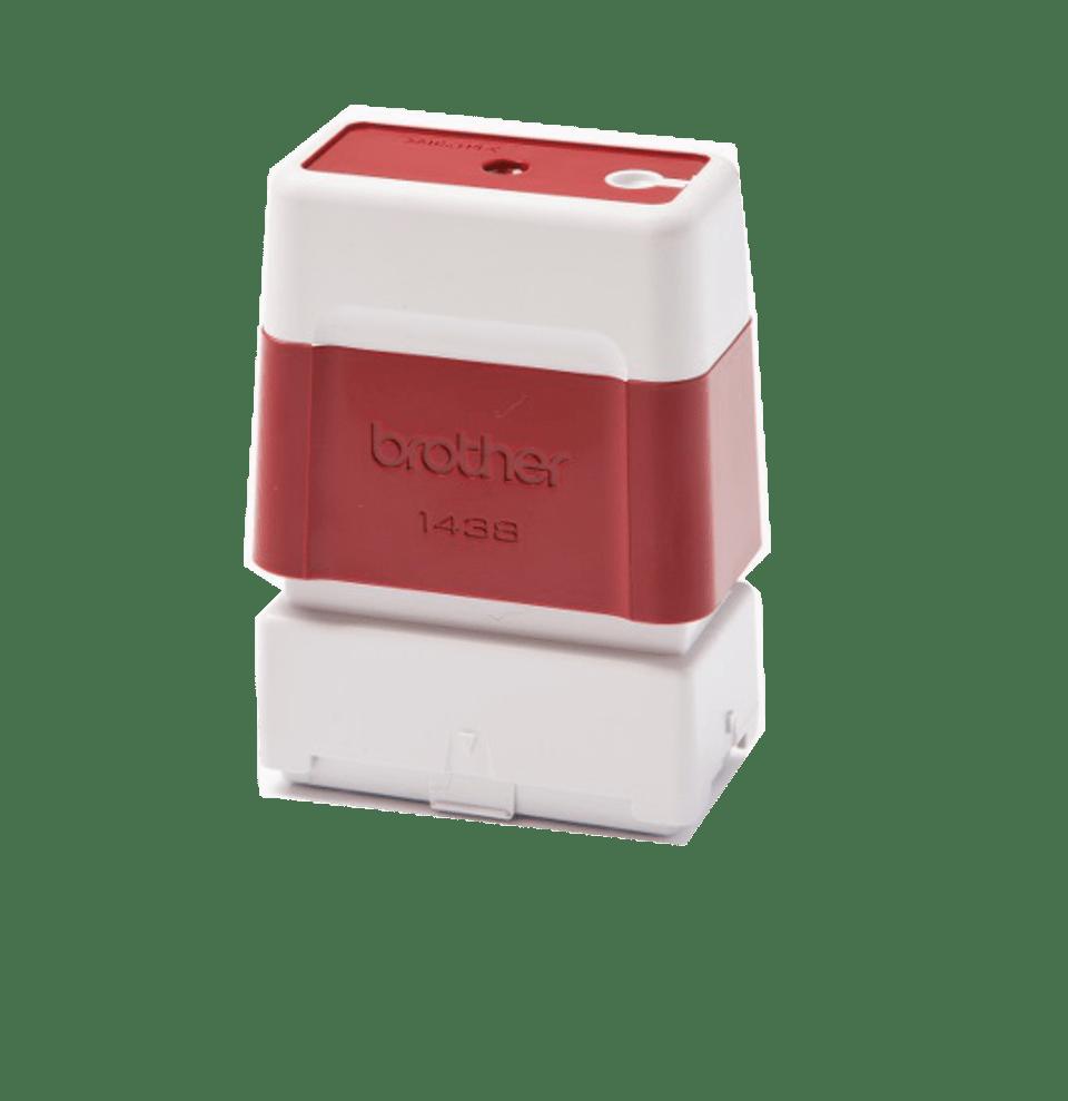 Montura de sellos roja - PR1438R6P