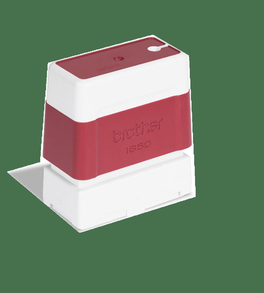 Montura de sellos roja - PR1850R6P