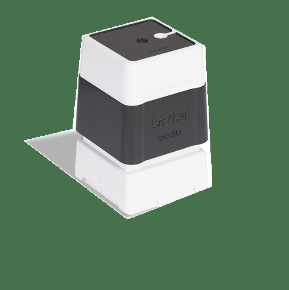 Montura de sellos negra - PR3030B6P